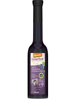 Demeter Campo Verde Aceto Balsamico di Modena I.G.P.  (250 ml) - 4045178002148