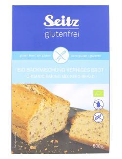 Seitz Bio Backmischung Kerniges Brot  (500 g) - 4032844250743