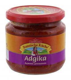 Dovgan Adgika Sauce scharf  (380 ml) - 4032549002333