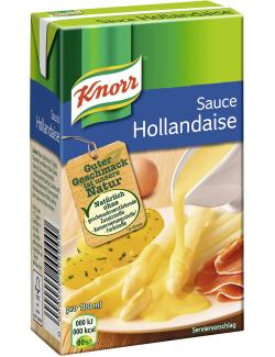 Knorr Sauce Hollandaise  (250 ml) - 4000400001405