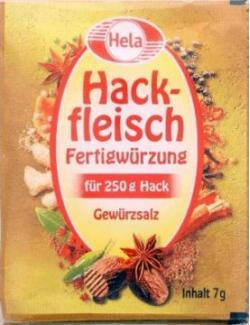 Hela Hackfleisch Fertigw�rzung  (5 x 7 g) - 4027400169065