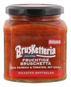 Deluna BrusKetteria fruchtige Bruschetta  (290 g) - 7612195004256
