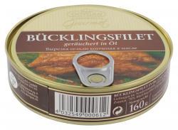 Dovgan Gourmet B�cklingsfilet ger�uchert in �l  (160 g) - 4032549000612