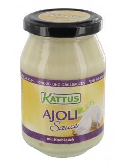 Kattus Ajoli Sauce  (250 ml) - 4058700660068