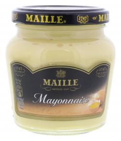 Maille Delikatess- Mayonnaise mit Dijon-Senf  (200 ml) - 3250540257342
