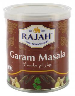 Rajah Garam Masala Gew�rzmischung - MHD 25.11.2016  (100 g) - 5010928055025