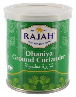 Rajah Dhaniya Ground Coriander  (100 g) - 5010928055056