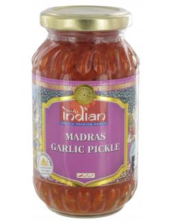 Truly indian Madras Garlic Pickle  (30 g) - 8901552015462