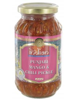 Truly indian Mango Chili Pickle  (300 g) - 8901552015479