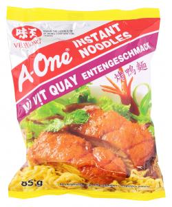 A-One Instant Nudelsuppe Entengeschmack  (85 g) - 8934684026839