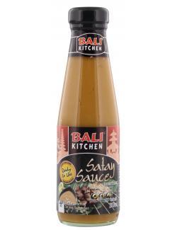 Bali Kitchen Satay Sauce  (200 ml) - 8995899451519
