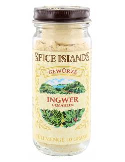 Spice Islands Ingwer gemahlen  (40 g) - 42034032