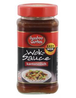 Bamboo Garden Wok-Sauce kantonesisch  (315 g) - 4023900557265