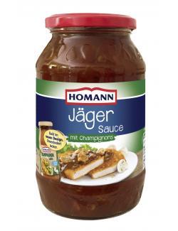 Homann Jäger-Sauce  (500 ml) - 4030800211760