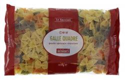 Nosari Galle Quadre Pasta speciale tricolore  (500 g) - 4013200330507