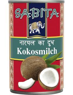 Sabita Kokosmilch  (165 ml) - 4013200863302