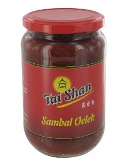Thai Shan Sambal Oelek  (750 g) - 4008314162144