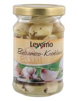 Leverno Balsamico-Knoblauch  (90 g) - 4013200334505