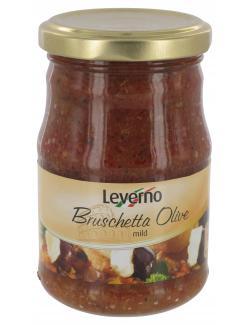 Leverno Bruschetta Olive mild  (180 g) - 4013200334826