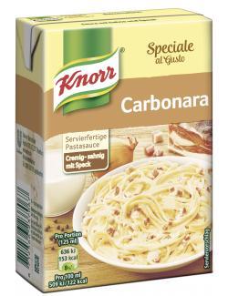 Knorr Speciale al Gusto Carbonara  (370 g) - 8712566237067