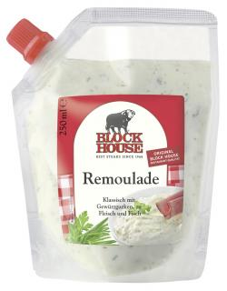 Block House Remoulade  (250 ml) - 4009286155875