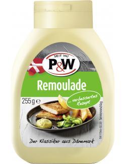 P&W Original Dänische Remoulade  (255 ml) - 4001812008709