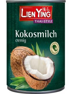 Lien Ying Kokosmilch cremig  (400 ml) - 4013200883348