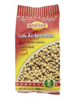 Baktat Gelbe Kichererbsen geröstet (8,54 EUR/1 kg)
