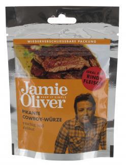 Jamie Oliver Pikante Cowboy-Würze  (40 g) - 5030101016681