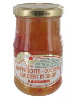 Lazzaris Senffr�chte-Cocktail in Sirup kandiert  (150 g) - 4008314164933