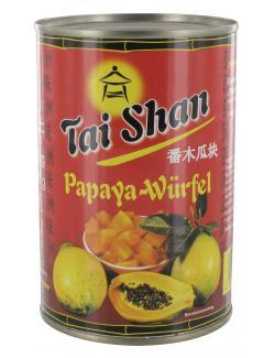 Tai Shan Asiatische Papaya gew�rfelt  (230 g) - 4008314162731