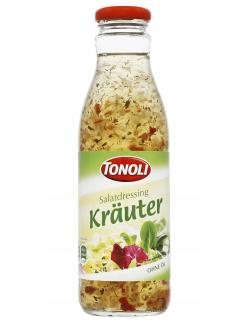 Tonoli Salat Dressing Kräuter ohne Öl  (500 ml) - 40788289