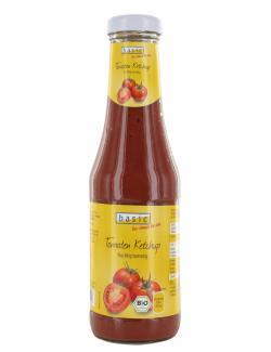 Basic Tomaten Ketchup fruchtig tomatig  (450 ml) - 4032914521049