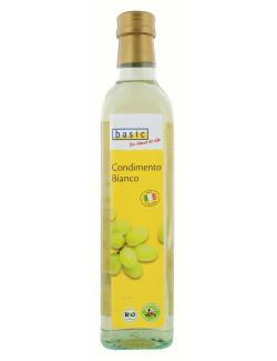 Basic Condimento Balsamico Bianco  (500 ml) - 4032914530744