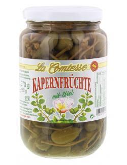 La Comtesse Kapernfrüchte  (180 g) - 4008314152404