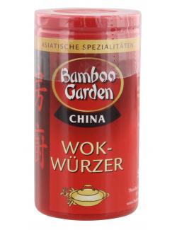 Bamboo Garden Wok-Würzer China  (50 g) - 4023900542841