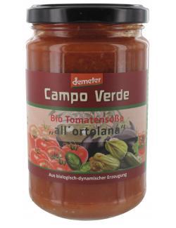Demeter Campo Verde Tomatenso�e all