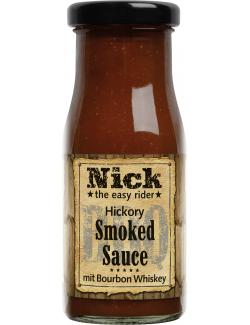 Nick BBQ Hickory Smoked Sauce  (140 ml) - 4013200225162