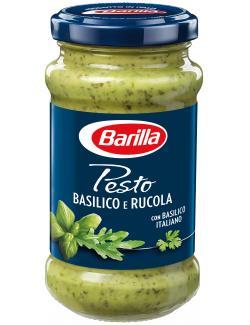 Barilla I Pesti con Basilico e Rucola  (190 g) - 8076809545396