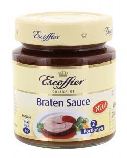 Escoffier Braten Sauce  (200 ml) - 4058700730662