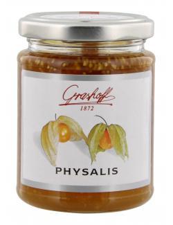 Grashoff Konfitüre extra Physalis  (250 g) - 4006375000382