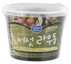 Dongwon Ra Udong Nudelsuppe Mushroom  (214 g) - 883298618900