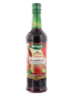 Herbapol Sirup mit Erdbeergeschmack  (420 ml) - 5900956100661