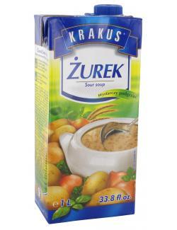 Krakus Zurek Suppe  (1 l) - 5900059303921