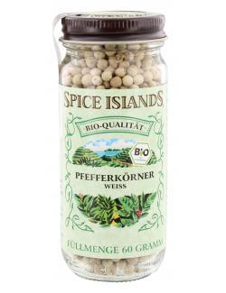Spice Islands Pfefferk�rner wei�  (60 g) - 42151524