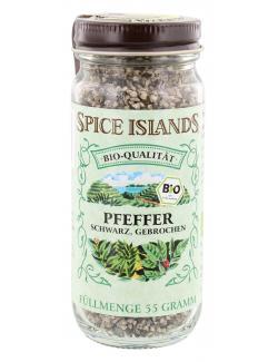 Spice Islands Pfeffer schwarz - MHD 31.12.2016  (55 g) - 42151388