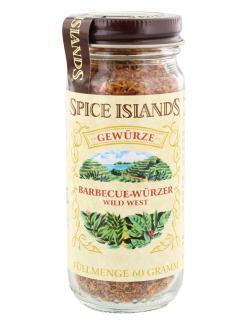Spice Islands Barbecue-W�rzer Wild West  (60 g) - 42212942