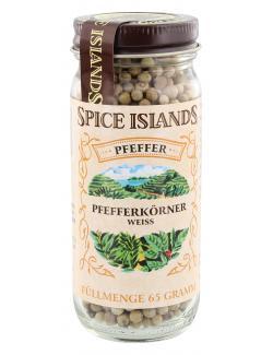 Spice Islands Pfefferk�rner wei�  (6 g) - 42212928