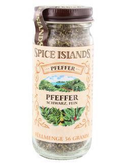Spice Islands Pfeffer schwarz  (56 g) - 42212676