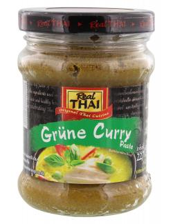 Real Thai Gr�ne Curry Paste  (227 g) - 8858135012021